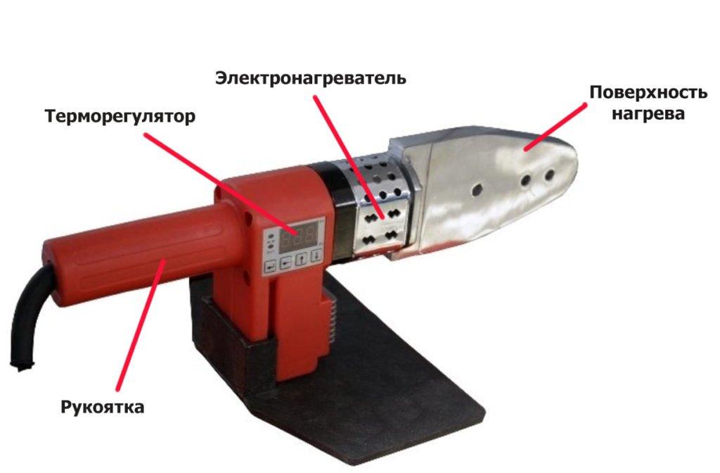 аппарат для сварки полипропиленовых труб рейтинг лучших