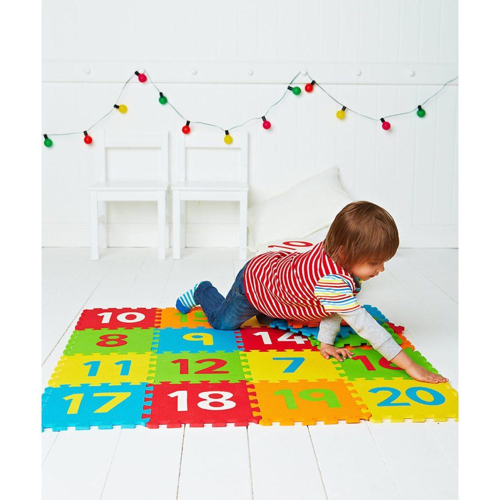 Развивающий коврик с какого возраста использовать
