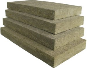 теплоизоляция фасадов зданий: базальтовая вата