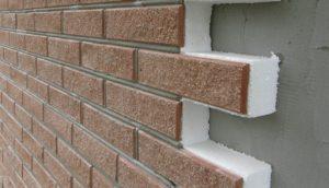 система утепления фасада зданий: Декоративные теплоизоляционные панели