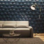 Отделочные материалы, для отделки стен внутри дома: 3D панели