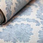 Отделочные материалы, для отделки стен внутри дома: Акриловые обои