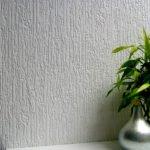 Отделочные материалы, для отделки стен внутри дома: Флизелиновые обои