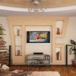Отделочные материалы, для отделки стен внутри дома: гипсокартон