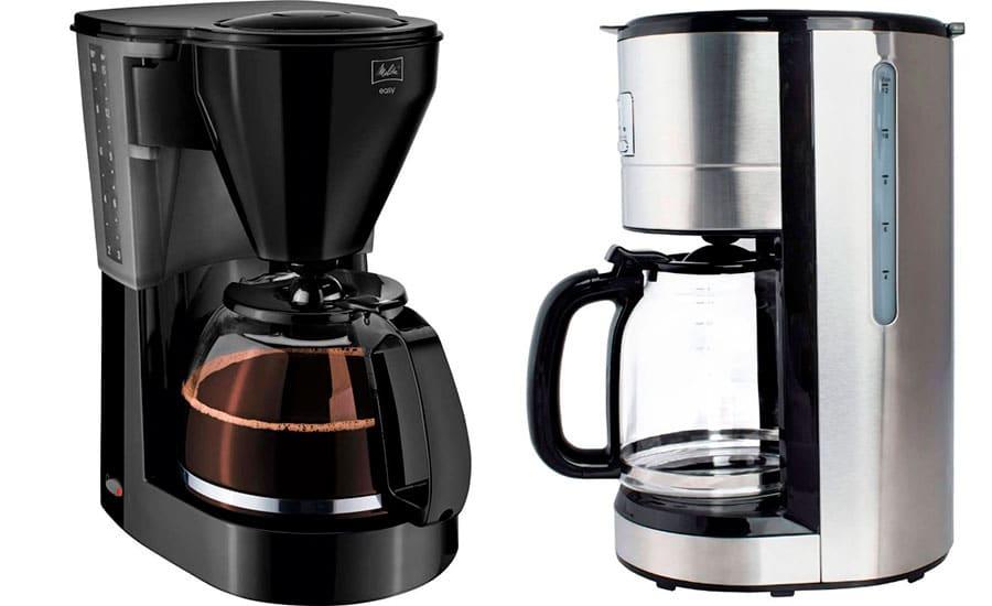 кофеварка капельная принцип работы