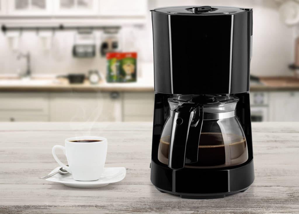 капельная кофеварка принцип работы