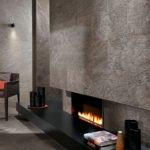 Отделочные материалы, для отделки стен внутри дома: Керамогранит