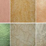 Отделочные материалы, для отделки стен внутри дома: полимерная штукатурка