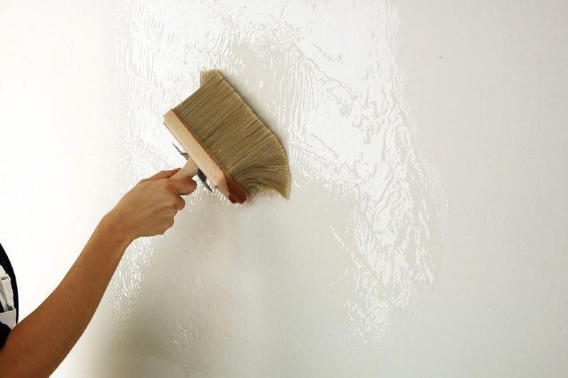 как шпаклевать стены перед поклейкой обоев