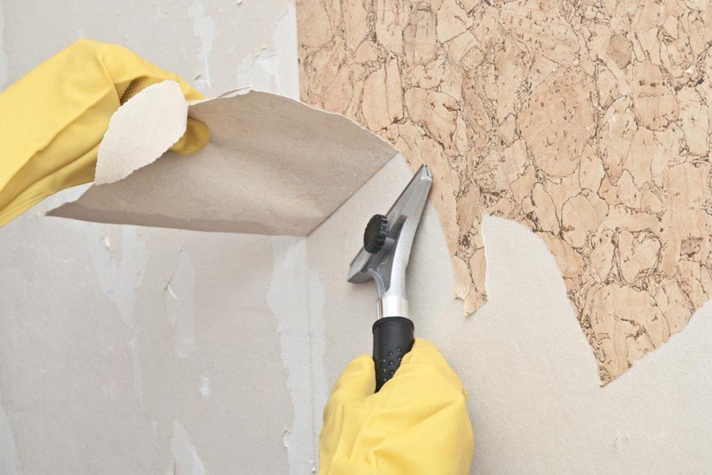 подготовка стен перед покраской обоев