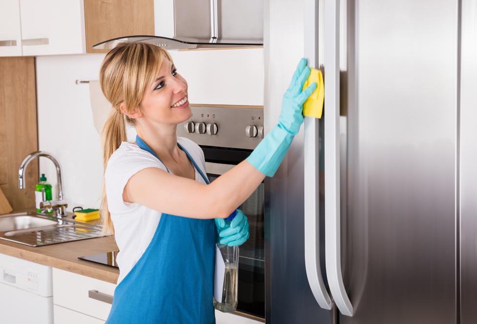 Холодильник мыть