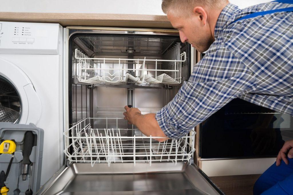 Защита посудомойки