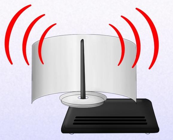 Отражатель WIFI сигнала