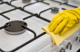 Блеск и чистота: как очистить газовую плиту