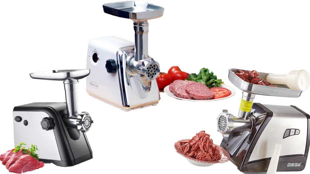 Лучшая электрическая мясорубка