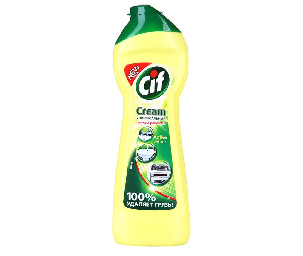 Cif Activ Lemon