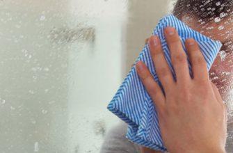 Как помыть зеркало от пятен, капель и других загрязнений